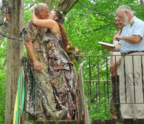 Coffee With The Hermit Love In The Woods