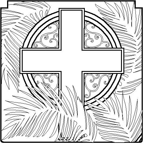 - Holy Week Coloring Pages And Printables