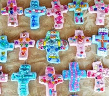 Easter Cross Crafts For Kids