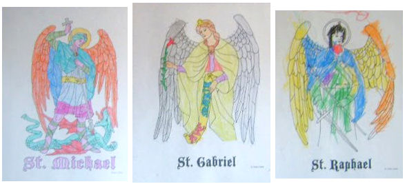 Celebrate Michaelmas – St  Michael and all the Archangels!