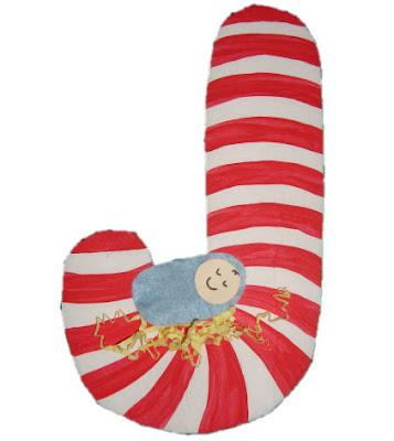 Baby Jesus Crafts and Activities (Encourage Good Deeds For Advent)