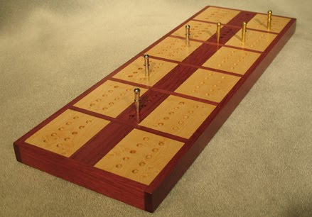 A Fort Made of Books: Boardless Cribbage