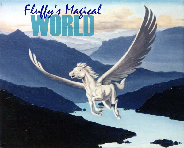 Fluffy's Magical World