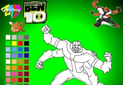 Los Mejores Juegos De Ben 10 2009