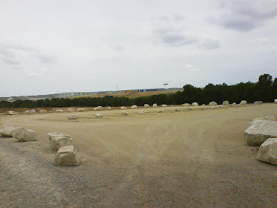 Aparcamiento Velodromo Zaragoza