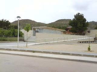 Parque castillo Cadrete Zaragoza