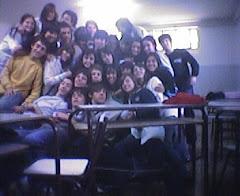 Mis alumnos del Normal I La Plata. 2006