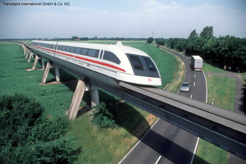 How Do Maglev Trains Work >> Do YoU To Want KnoW AbouT Me: How maglev trains work