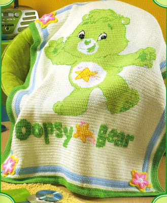 Crocheted Pattern For Care Bears Crochet And Knitting Patterns