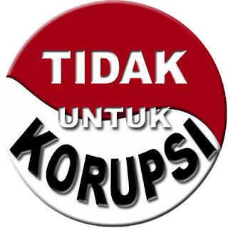 pin+anti+korupsi3 Elemen Masyarakat di PALAS Peringati Hari Antikorupsi