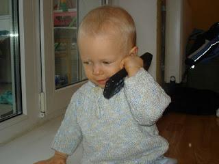 i dzwonię...
