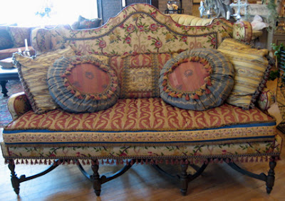 Debbie From Curious Sofa Is Having A Sale On Their Carol Bolton Furniture.  They Are Clearing Their Current Inventory And Preparing For All New ...
