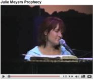 Julie Meyers Prophecy