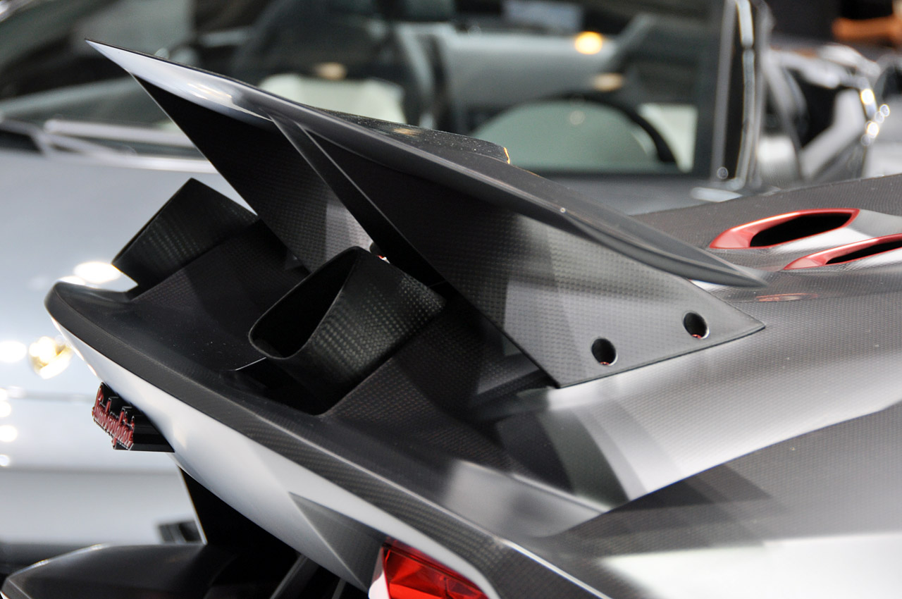 Lamborghini S Limited Production Sesto Elemento Autos Car