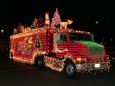 Christmas Float Ideas With Lights.Christmas Light Parade Ideas Christmas Decorating