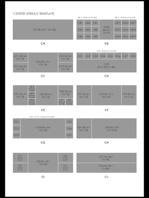 sample e album design templates