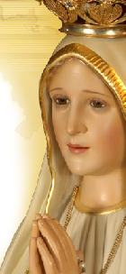 Brindes Gratis Adesivo Nossa Senhora de Fátima