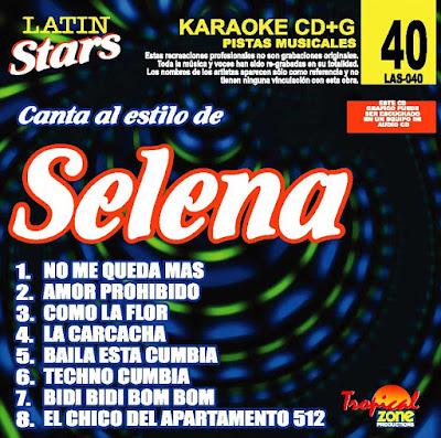 amor prohibido selena karaoke. selena amor prohibido. album