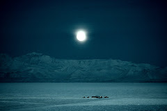 The Moon & Antarctica