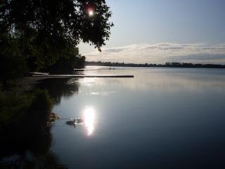 Idyllic Summer Day On Lake Wingra But >> Empty Nest Expat