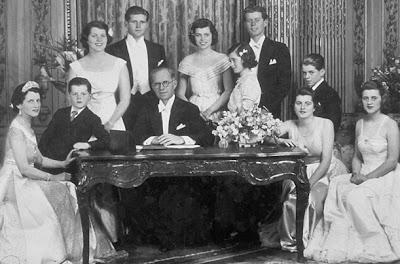 Famílias famosas