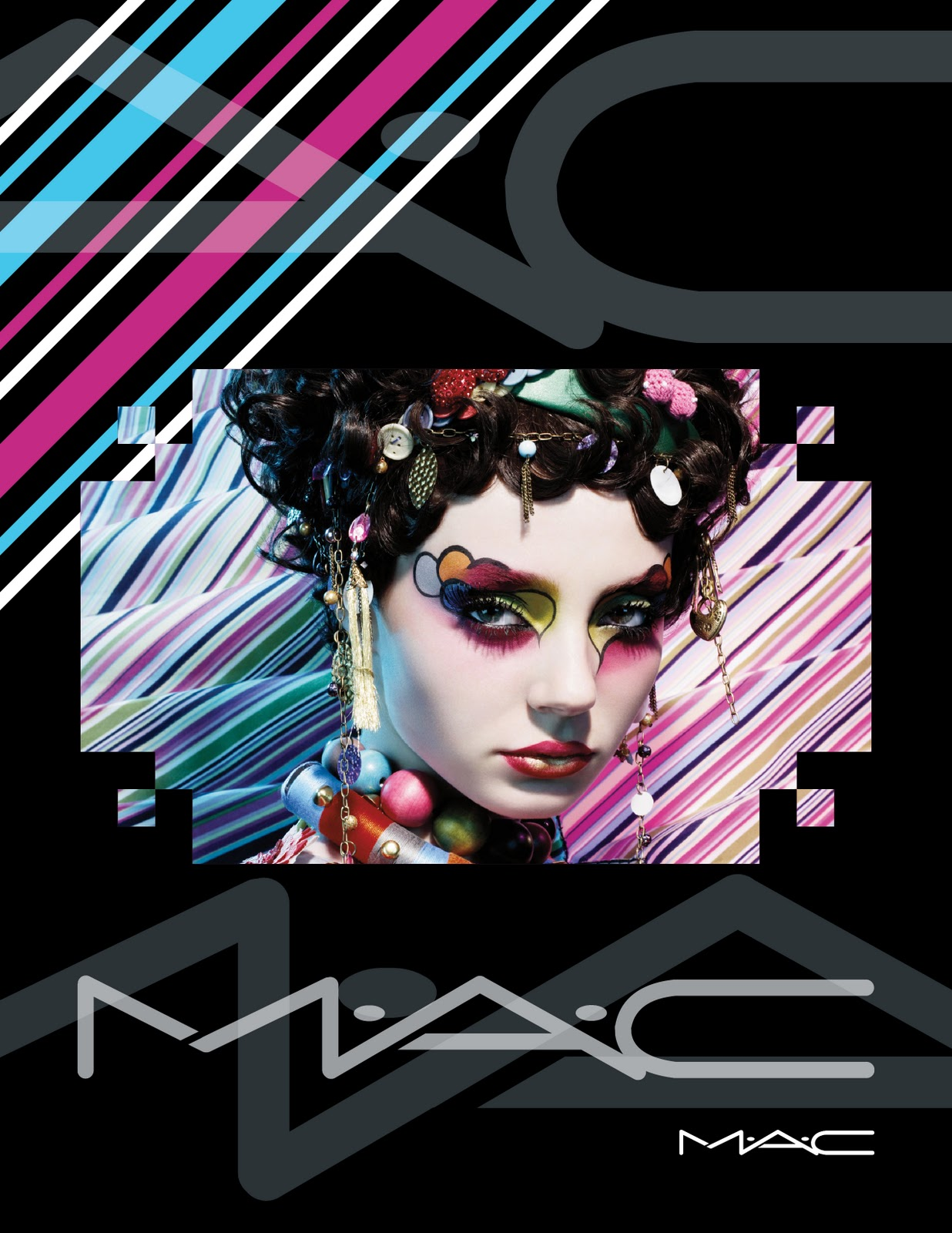 Branding By Daga: MAC Cosmetics Ad