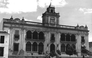 Las callejuelas conociendo rociana ayuntamiento - Fotos antiguas de rociana del condado ...
