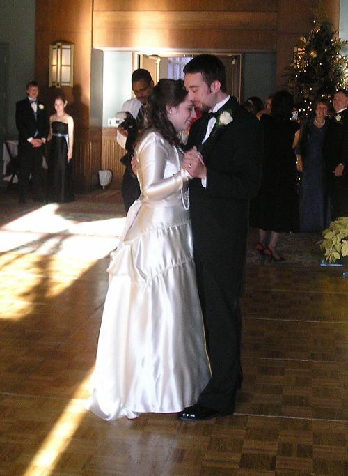 Brian daoust wedding
