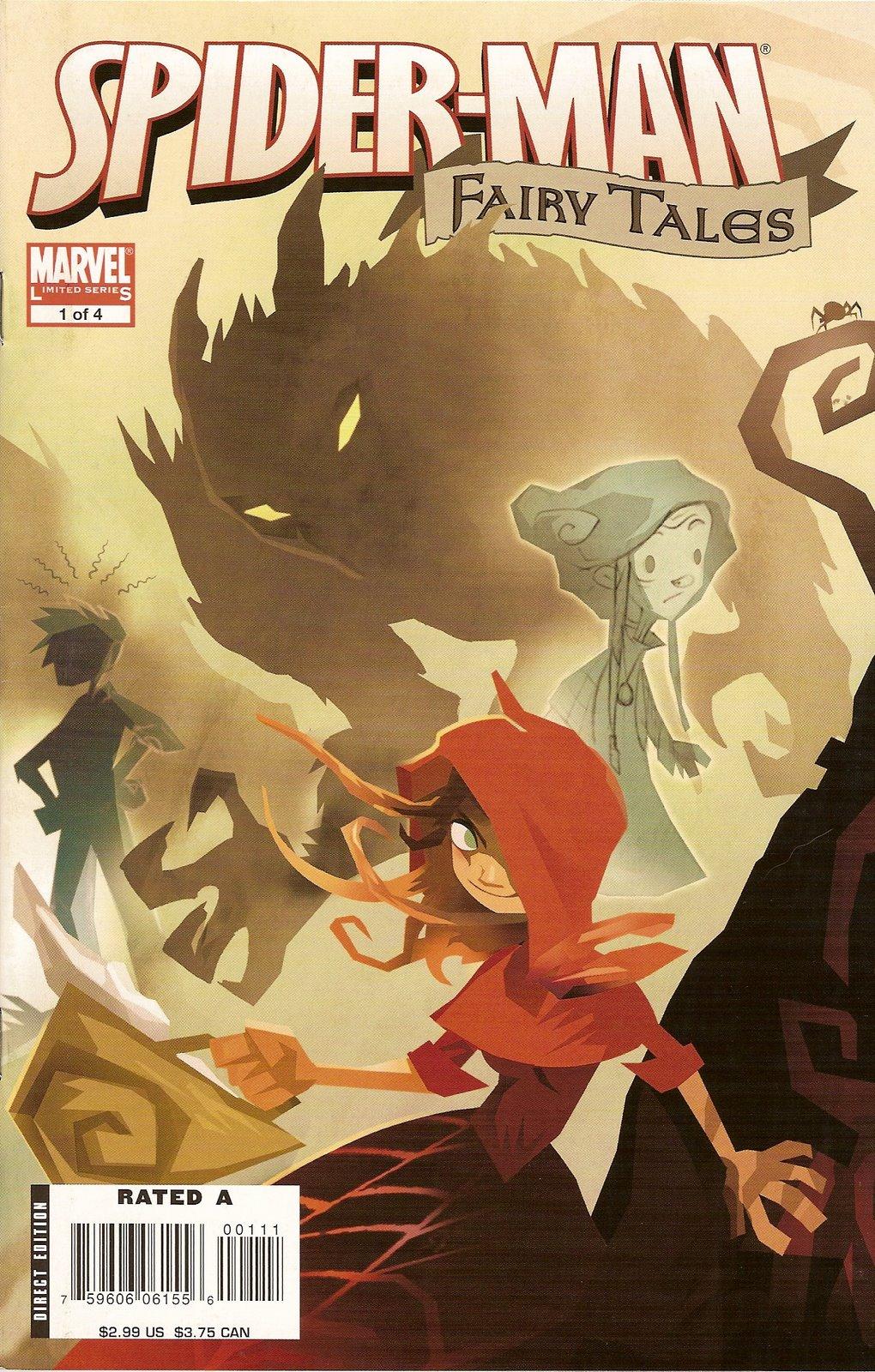 [Spider-man+Fairy+Tales+]