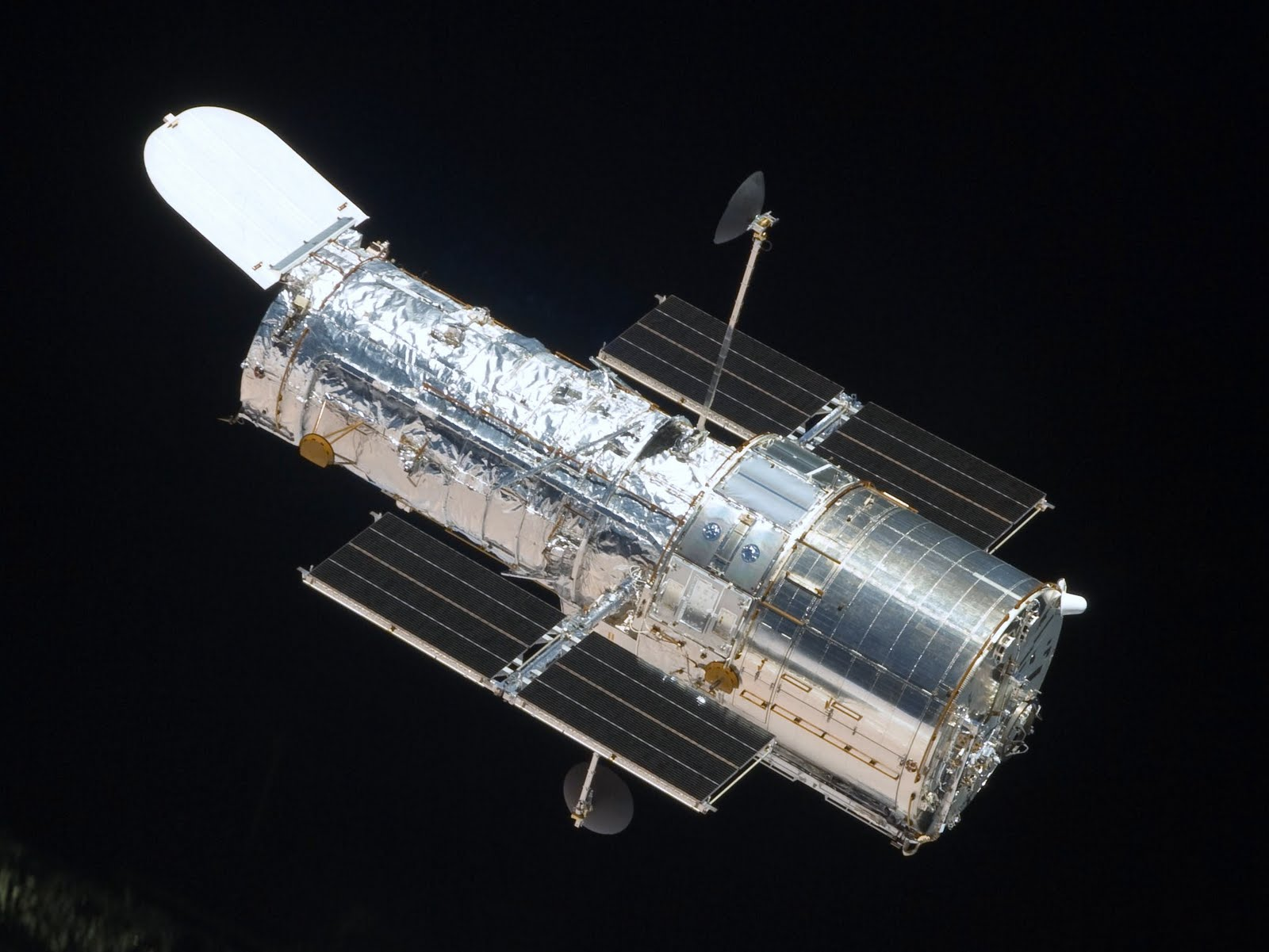 KryptonZone Blog: Hubble Space Telescope @ 20 Years
