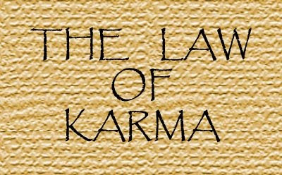 Short Story: The Law of Karma