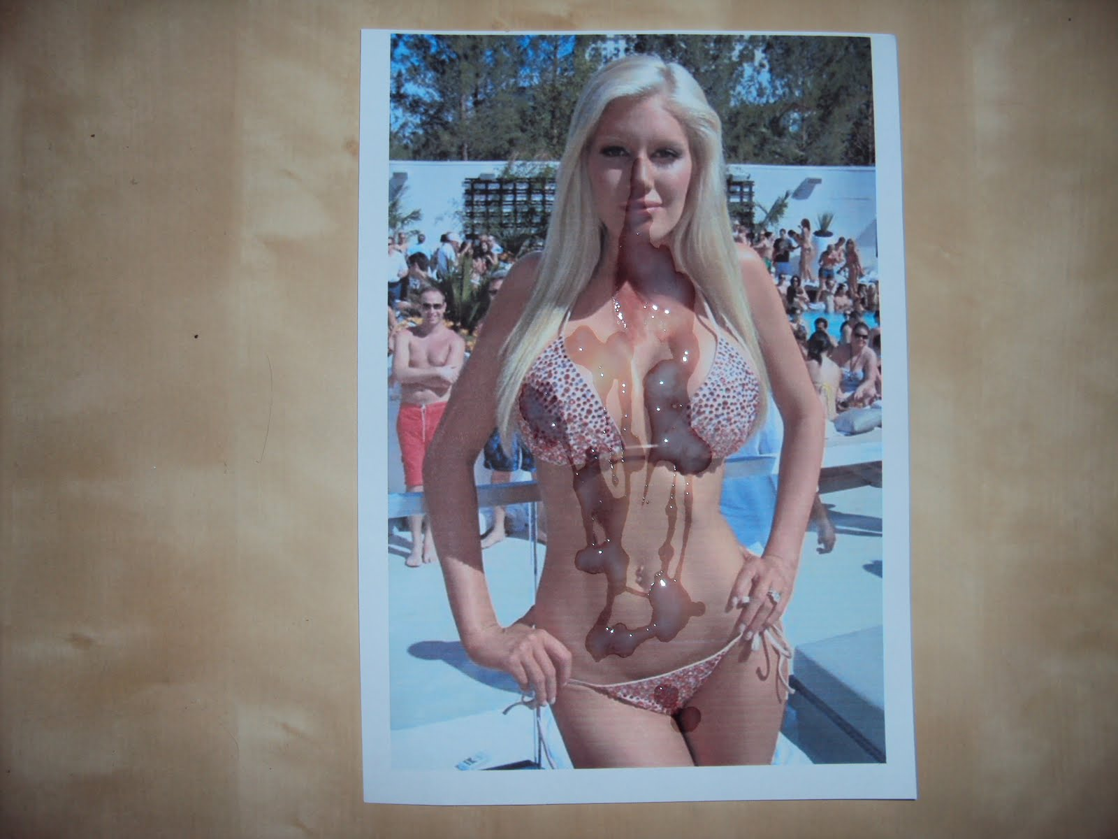 Heidi Montag Big Tits 21