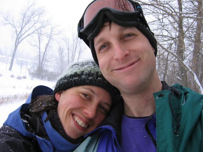 Brandon and Sarah