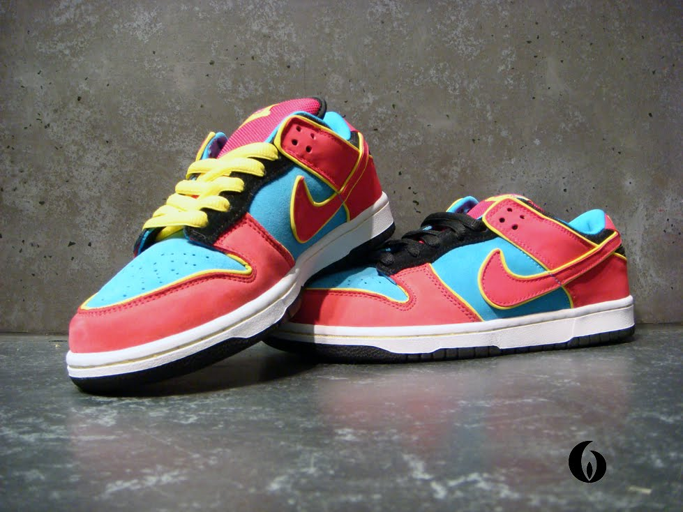 buy popular 0d7ef b63af ... Nike Dunk Low Premium SB (Ms Pacman) The Ms Pacman SB takes its  inspiration ...