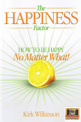 """The Happiness Factor"" by Kirk Wilkinson"
