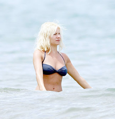 Elisha cuthbert bikini photo
