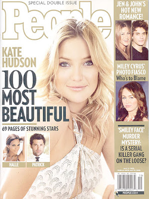 Kate hudson people magazine