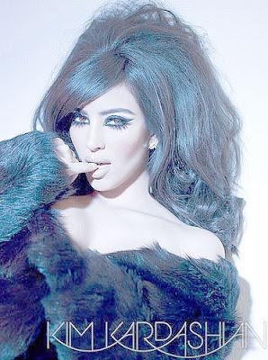 kim kardashian calendar photos