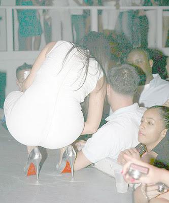 kim kardashian butt routine