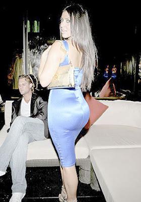 kim kardashian butt photos