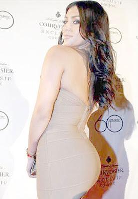 kim kardashian butt implants