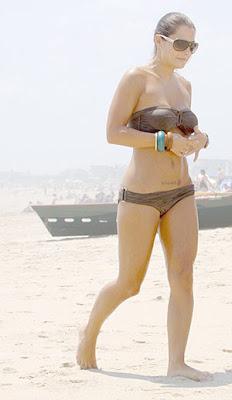 ashley dupre bikini