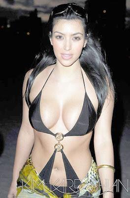 kim kardashian bikini wax