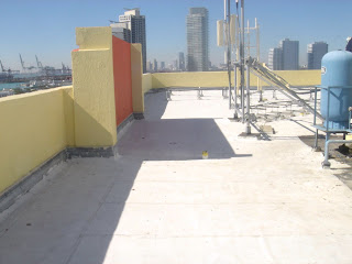 Flat Roof White Elastomeric Coating The Trump Group