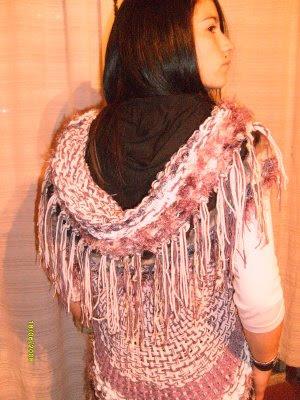 Otros modelos de chalecos y sacones redondos