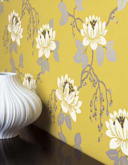 harmony nest.: Color love: mustard yellow  gray