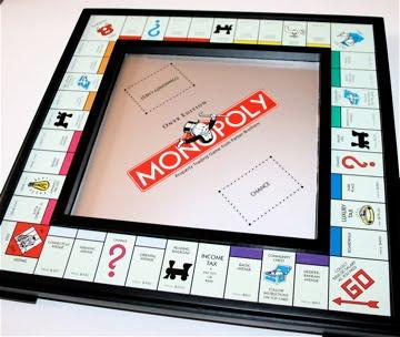 Monopoly Board Game Jewel Osco