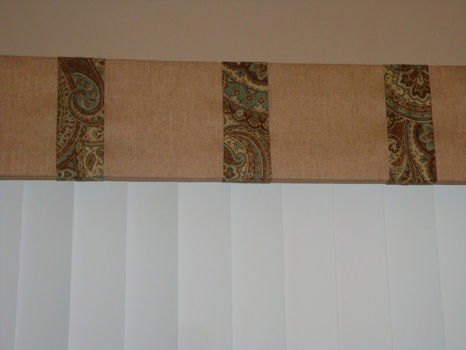 Simply Made With Love Diy Valance