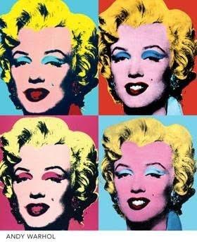 odd ball oUT: Andy Warhol