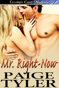 Mr. Right-Now by Paige Tyler
